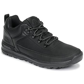 Sapatos Homem Sapatilhas Kappa MONSI LOW Preto