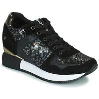 Sapatos Mulher Sapatilhas Gioseppo RAPLA Preto