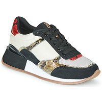 Sapatos Mulher Sapatilhas Gioseppo KIROV Preto / Branco