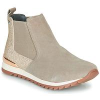 Sapatos Rapariga Sapatilhas de cano-alto Gioseppo LINZ Bege