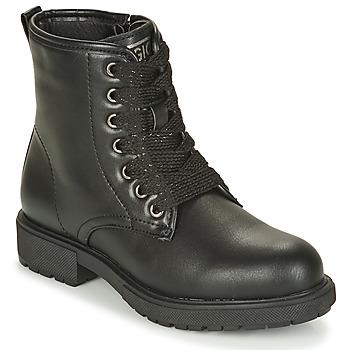 Sapatos Rapariga Botas baixas Gioseppo YELETS Preto