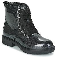 Sapatos Rapariga Botas baixas Gioseppo XANTEN Preto