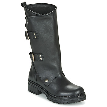 Sapatos Mulher Botas Musse & Cloud MARVIN Preto