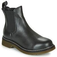 Sapatos Mulher Botas baixas Musse & Cloud FLIKA Preto