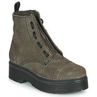 Sapatos Mulher Botas baixas Musse & Cloud ERICA Cinza