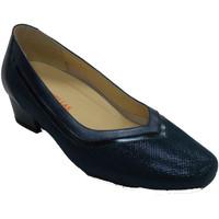 Sapatos Mulher Escarpim Doctor Cutillas Salão de tipo de sapato de mulher Doctor azul