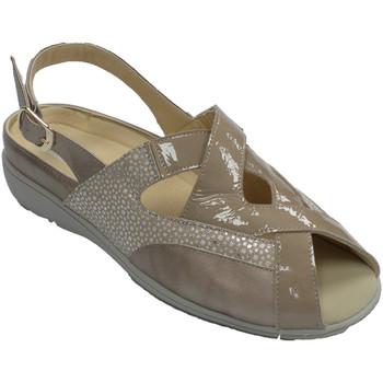 Sapatos Mulher Sandálias Doctor Cutillas Sandálias femininas especiais para palmi beige