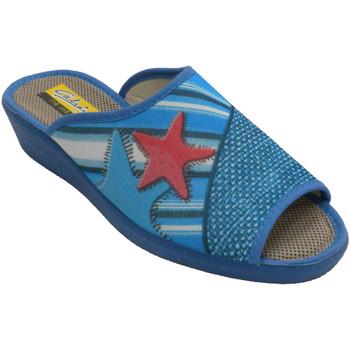 Sapatos Mulher Chinelos Aguas Nuevas Chinelos estrela do mar estrela do mar d azul
