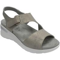 Sapatos Mulher Sandálias Made In Spain 1940 Planta muito macia sandália mulher Lumel oro