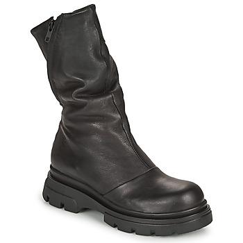 Sapatos Mulher Botas Papucei LUZ Preto