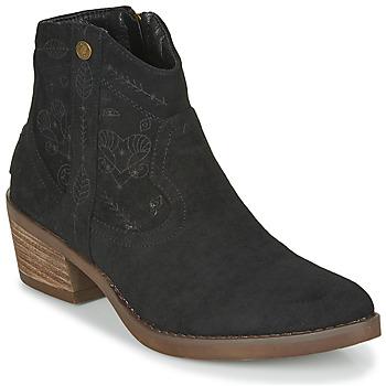 Sapatos Mulher Botins Refresh 72472 Preto