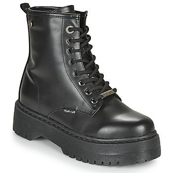 Sapatos Mulher Botas baixas Refresh 72541 Preto