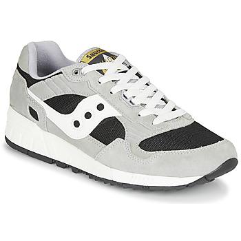 Sapatos Homem Sapatilhas Saucony SHADOW 5000 Cinza / Amarelo