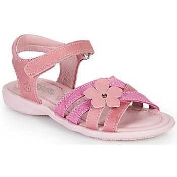 Sapatos Rapariga Sandálias Citrouille et Compagnie BELDAF Fúchsia