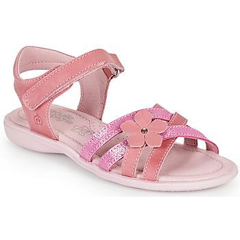 Sapatos Rapariga Sandálias Citrouille et Compagnie BELDAF Rosa fúchia