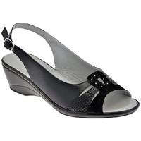 Sapatos Mulher Sandálias Confort  Preto
