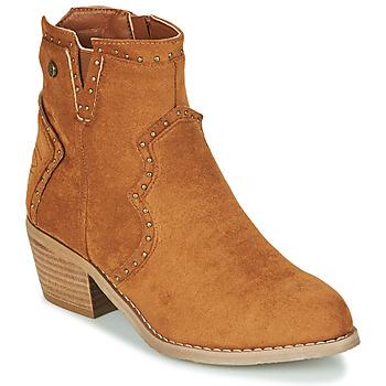 Sapatos Mulher Botins Xti 44614 Camel