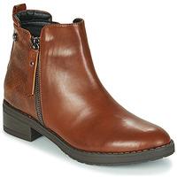 Sapatos Mulher Botas baixas Xti 44721 Castanho