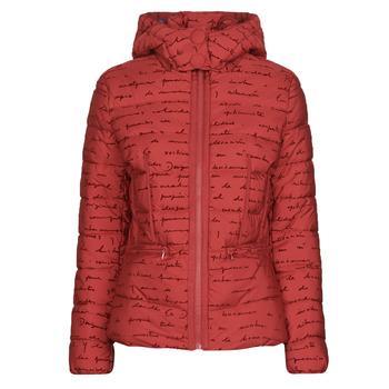 Textil Mulher Quispos Desigual NATASHA Vermelho