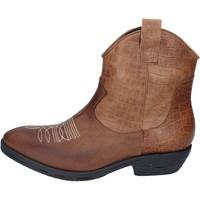 Sapatos Mulher Botins Impicci BM181 Castanho