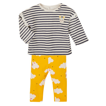 Textil Rapariga Conjunto Catimini CR36041-71 Multicolor