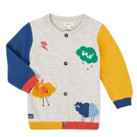 Textil Rapaz Casacos de malha Catimini CR18020-20 Multicolor