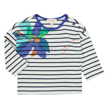 Textil Rapariga T-shirt mangas compridas Catimini CR10123-12 Multicolor