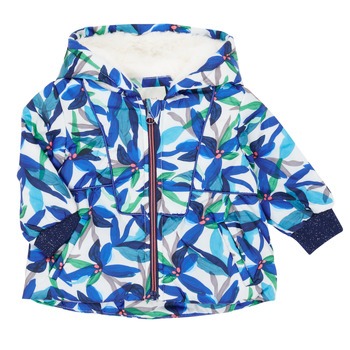 Textil Rapariga Parkas Catimini CR42053-88 Multicolor
