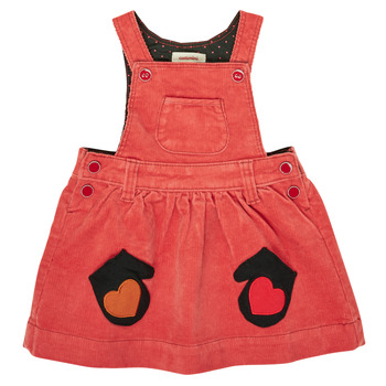 Textil Rapariga Vestidos curtos Catimini CR31003-67 Vermelho
