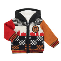 Textil Rapaz Casacos de malha Catimini CR18062-17 Multicolor