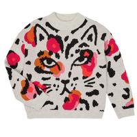 Textil Rapariga camisolas Catimini CR18035-11-J Multicolor