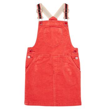 Textil Rapariga Vestidos curtos Catimini CR31025-67-C Vermelho