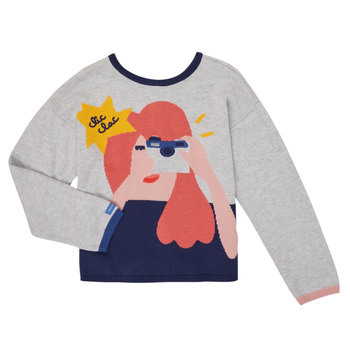 Textil Rapariga Casacos de malha Catimini CR18055-21-C Multicolor