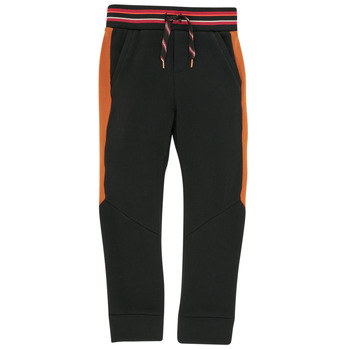 Textil Rapaz Calças de treino Catimini CR23004-02-C Preto