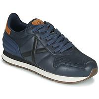 Sapatos Homem Sapatilhas Munich MASSANA Azul