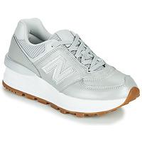 Sapatos Mulher Sapatilhas New Balance 574 Cinza