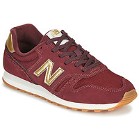 Sapatos Mulher Sapatilhas New Balance 373 Bordô
