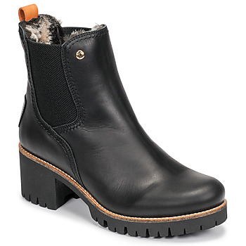 Sapatos Mulher Botas baixas Panama Jack PIA Preto