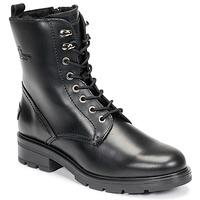 Sapatos Mulher Botas baixas Panama Jack LILIAN Preto