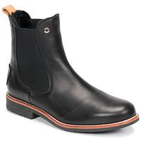 Sapatos Mulher Botas baixas Panama Jack GILIAN Preto