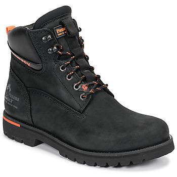 Sapatos Homem Botas baixas Panama Jack AMUR GTX Preto