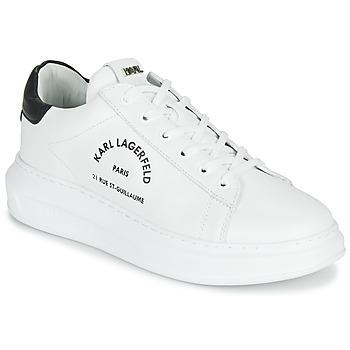 Sapatos Homem Sapatilhas Karl Lagerfeld KAPRI MAISON KARL LACE Branco