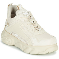 Sapatos Mulher Sapatilhas Buffalo CHAI Creme