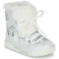 Sapatos Rapariga Botas de neve Primigi RIDE 19 GTX Prata