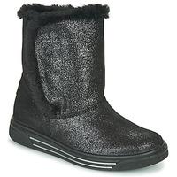 Sapatos Rapariga Botas de neve Primigi HULA Preto