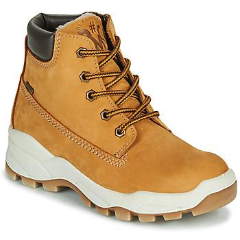 Sapatos Rapaz Botas baixas Primigi HOSHI GTX Conhaque