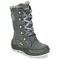 Sapatos Rapariga Botas de neve Primigi GIRL WINGER GTX Cinza