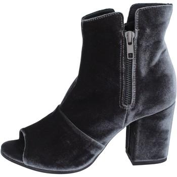 Sapatos Mulher Botins Lemaré BM194 Cinza