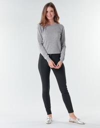 Textil Mulher Calças finas / Sarouels Benetton 4SK755944 Preto