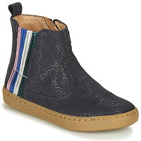 Sapatos Rapariga Botas baixas Shoo Pom PLAY STRIPES Azul